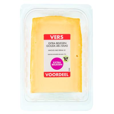 Vers Voordeel Extra belegen kaas 48+