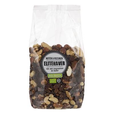 Puur Natuur Elitehaver noten&rozijnen bio