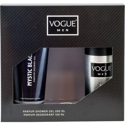 Vogue Men gift box mystic black