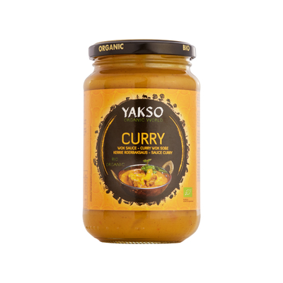 Yakso Curry Woksaus