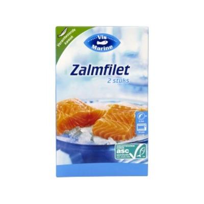 Vismarine Zalmfilets