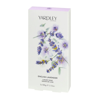 Yardley English lavender luxe zeep