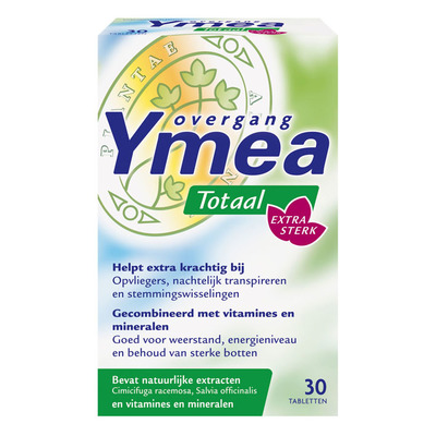 Ymea Overgang totaal extra tabletten