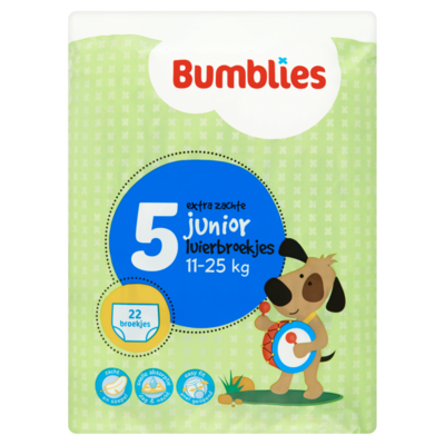 Bumblies Luierbroekje junior 13-20 kilogram