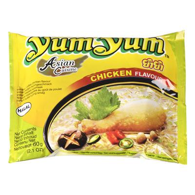 Yum Yum Chicken flavour instant noodles
