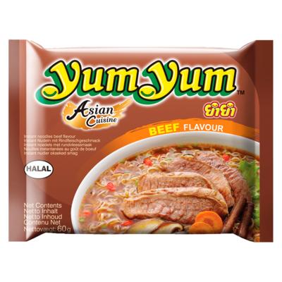 Yum Yum Noodles rund