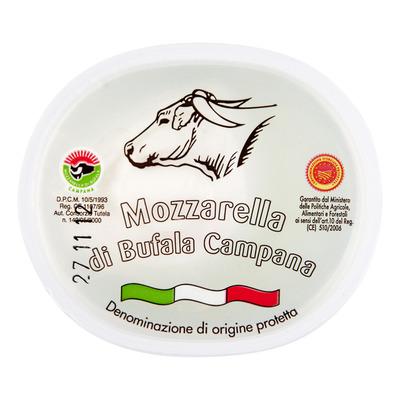 Zanetti Mozzarella di bufala Campana