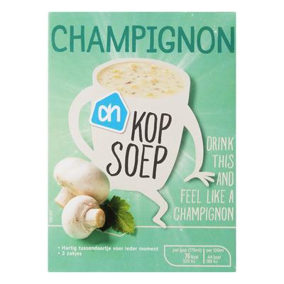 Huismerk Kopsoep champignon