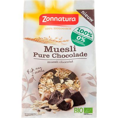 Zonnatura Muesli pure chocolade bio