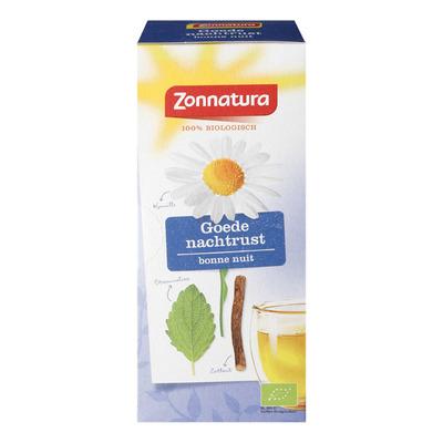 Zonnatura Goede nachtrust thee