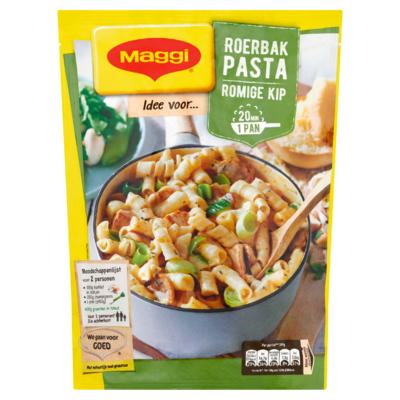Maggi Roerbak Pasta Romige Kip 183 g