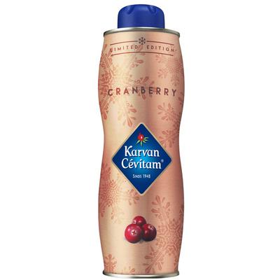 Karvan Cévitam Vruchtenlimonade siroop Cranberry