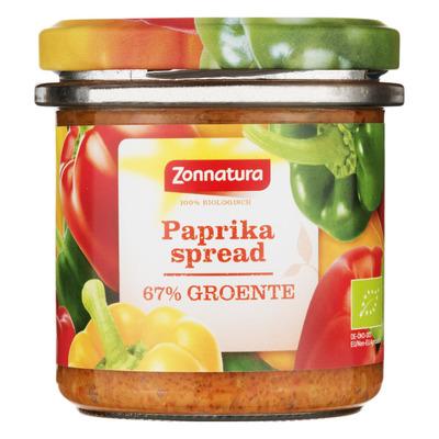Zonnatura Paprika spread