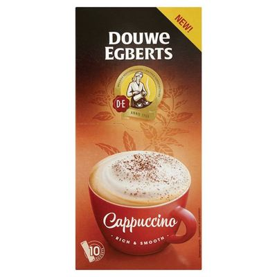 Douwe Egberts Master Blenders Koffie Cappuccino
