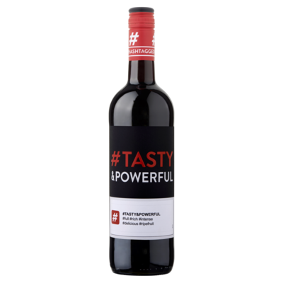 Hashtagged # Tasty & Powerful 0,75 L