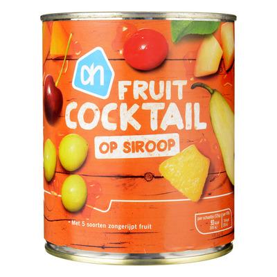 Huismerk Fruitcocktail siroop