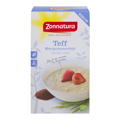 Zonnatura Teff meergranenontbijt