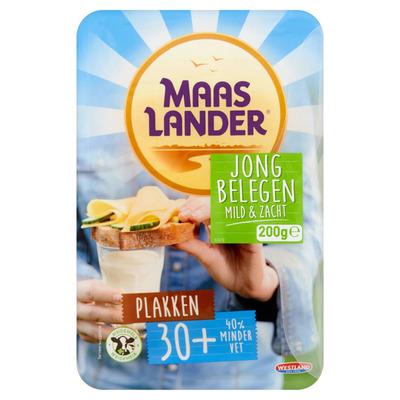 Maaslander Jong belegen 30+ plakken