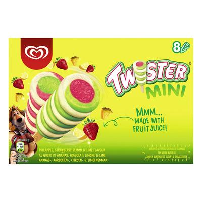 Ola Ijs mini twister