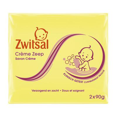 Zwitsal Baby crème zeep