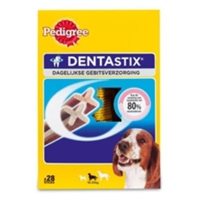 Pedigree snacks  dentastix medium