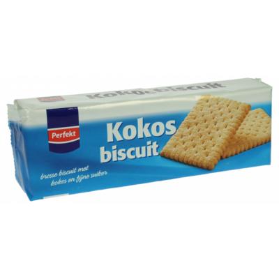 Huismerk Kokos biscuit