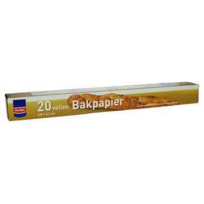Huismerk Bakpapier 20 vel