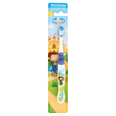 Bumblies Tandenborstel kids 3-6 jaar