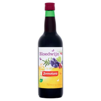Zonnatura Bloedwijn 750 ml