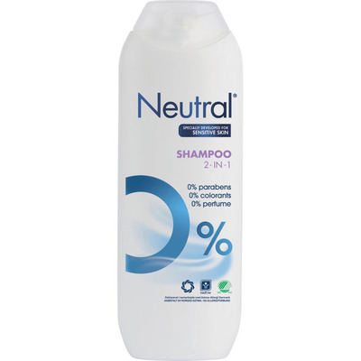 Neutral 2 In 1 wash en care