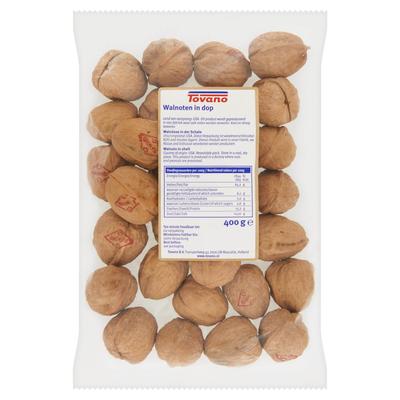 Tovano Walnoten in Dop 400 g