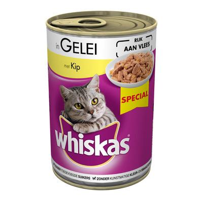 Whiskas Kip in gelei