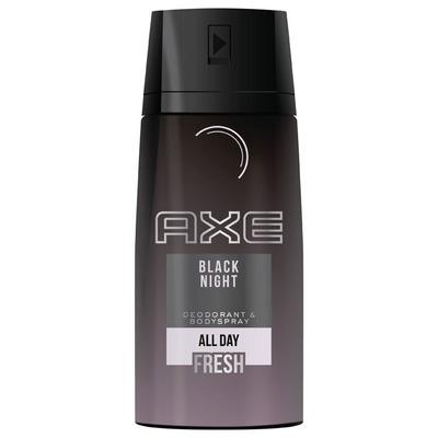Axe Deodorant spray black night
