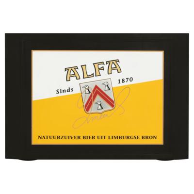 Alfa Edel Pils Krat 20 x 50 cl
