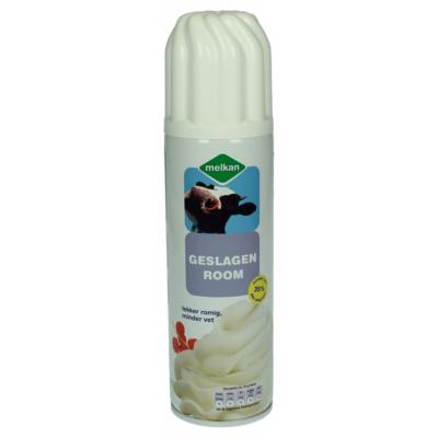 Melkan Slagroom light 35% minder vet
