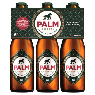 Palm Dobbel 6 x 25cl