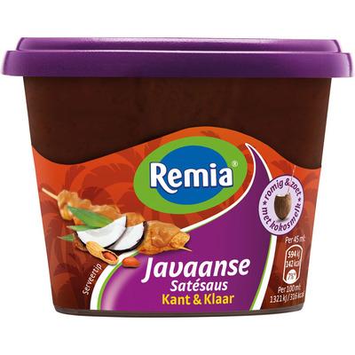 Remia Satésaus Javaans kant en klaar