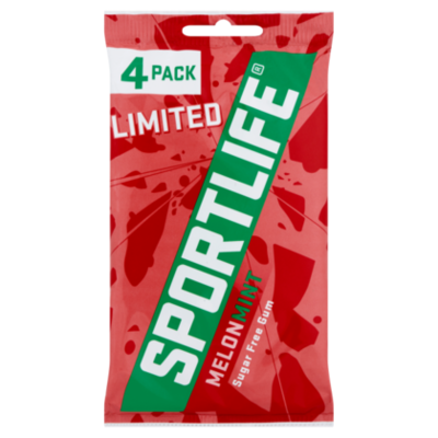 Sportlife Melonmint 4-pack