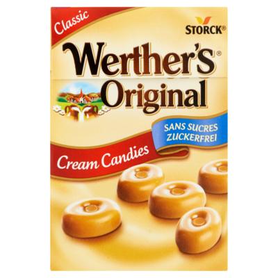 Werther's Minis Suikervrij 42 g