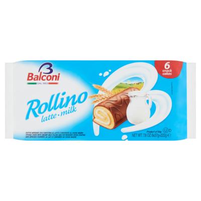 Balconi Rollino's latte