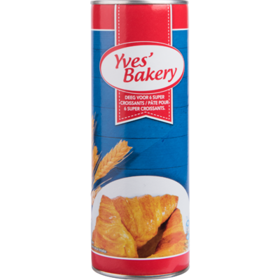 Yves Bakery Super croissantdeeg