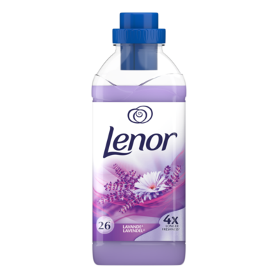 Lenor Frisse Lavendel Wasverzachter 650 ml 26 Wasbeurten