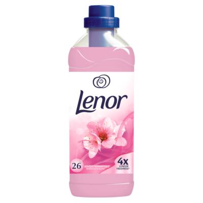 Lenor Wasverzachter romantische bloem