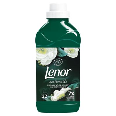 Lenor Smaragd & Ivoor Bloem Wasverzachter 550ml 22 Wasbeurten