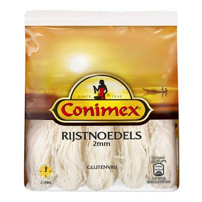 Conimex Rijstnoedels 2 mm