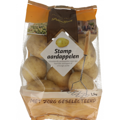 Poldergoud Stampaardappelen
