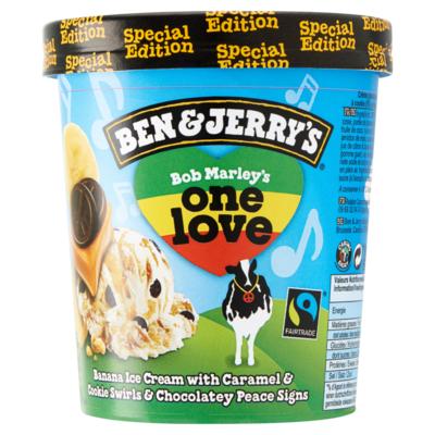 Ben & Jerry's One love