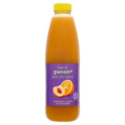 g'woon Duodrank sinaasappel-perzik