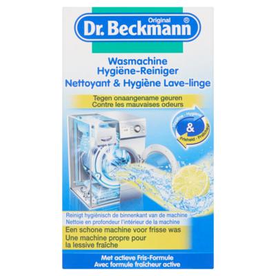 Dr. Beckmann Wasmachine hygiene reiniger