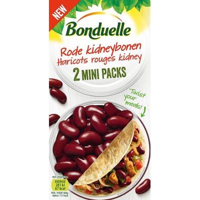 Bonduelle Rode kidneybonen 2 x 80 gram